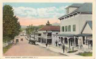 Main St North Creek