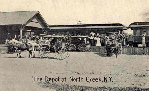 North Creek Station