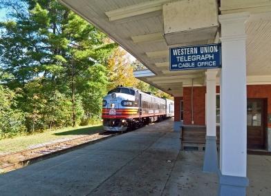 Riverside Station Photo: Greg Klingler