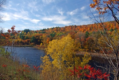 Hudson River - Fall Photo: Greg Klingler