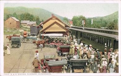 Riverside Station
