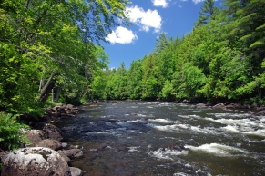 Schroon River Photo: Greg Klingler