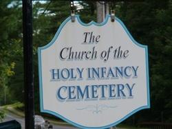 holy infancy cemetery vickie storlie