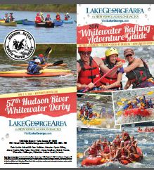 Download Whitewater Rafting brochure