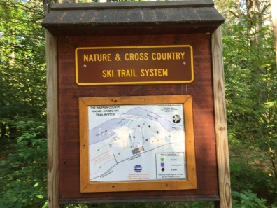 Trail Kiosk