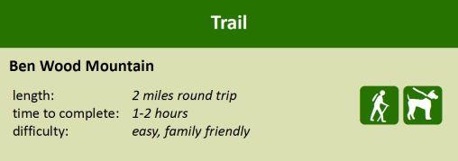 ben wood trail